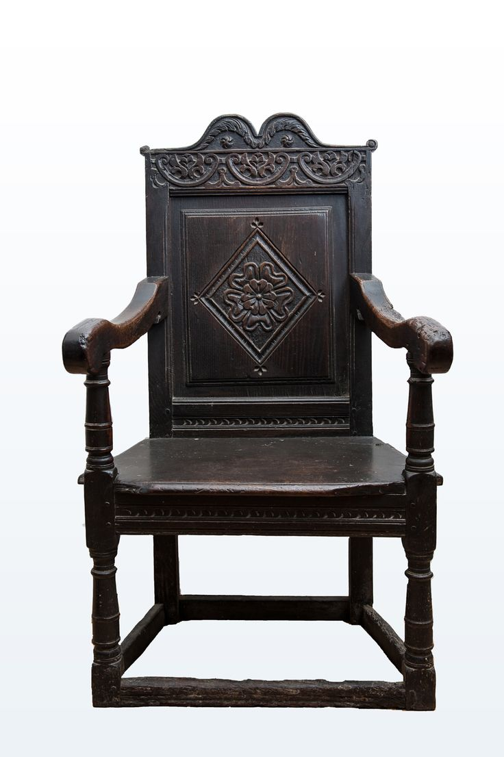 Late Elizabethan armchair, Marhamchurch antiques