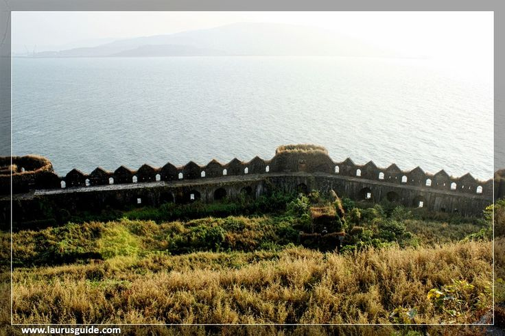 View from the Janjira Fort