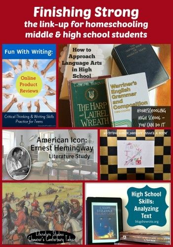 Homeschooling the Middle & High School Years #21