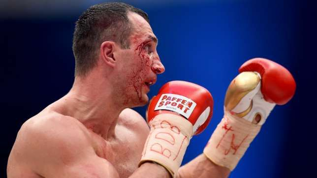 Wladimir Klitschko confirmed he wants to fight IBF world champion Anthony Joshua early next year, saying he has a 'couple of big, spectacular fights' in him even though he is getting on in age.