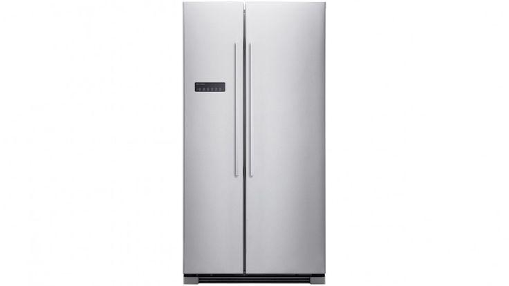 Fisher & Paykel 628L Side by Side Fridge - Stainless Steel - Fridges - Appliances - Kitchen Appliances | Harvey Norman Australia