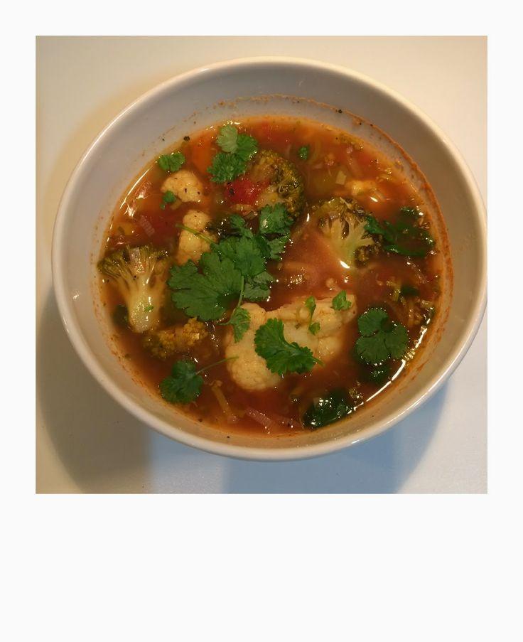 grønnsaks suppe