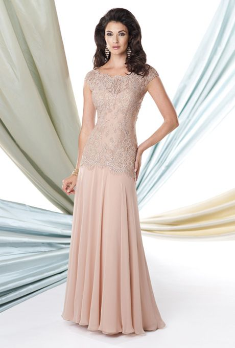 Montage by Mon Cheri - 114906 - Mother of the Bride Dress