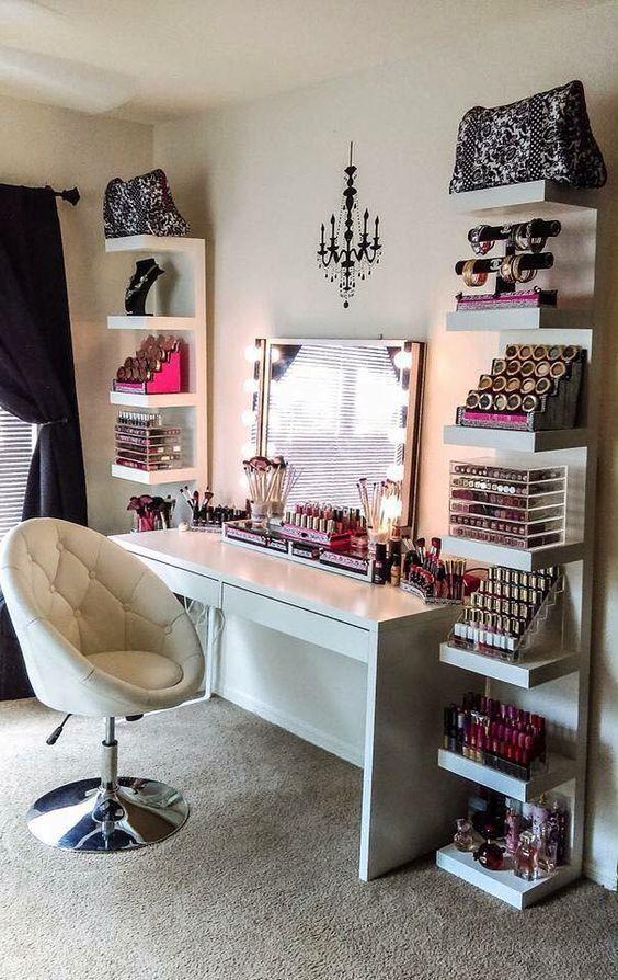 Dekoration für kleine Zimmer - 20 platzsparende Dekoideen - DIY ...