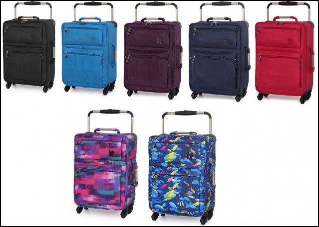 Worlds Lightest Suitcase 4 Wheels