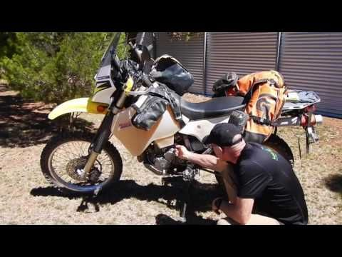 Murray's DRZ400E - YouTube