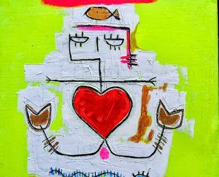 TELA BIANCA (il blog di Paola Marchi:riflessioni su arte e spiritualità) : AMORE (Il problema dell'integrazione del raggio d'...
