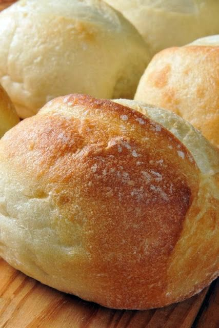 French Bread Rolls ~ Very easy to make and so tasty! even for someone who is a bread novice.
