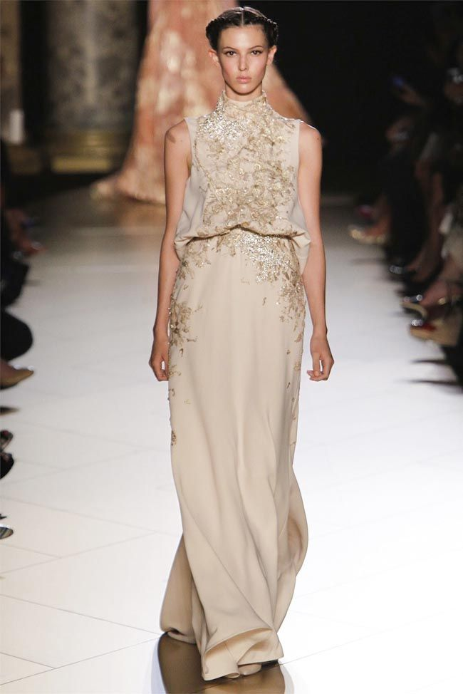 ELIE SAAB | Elie Saab Fall 2012 Couture I Paris Haute Couture