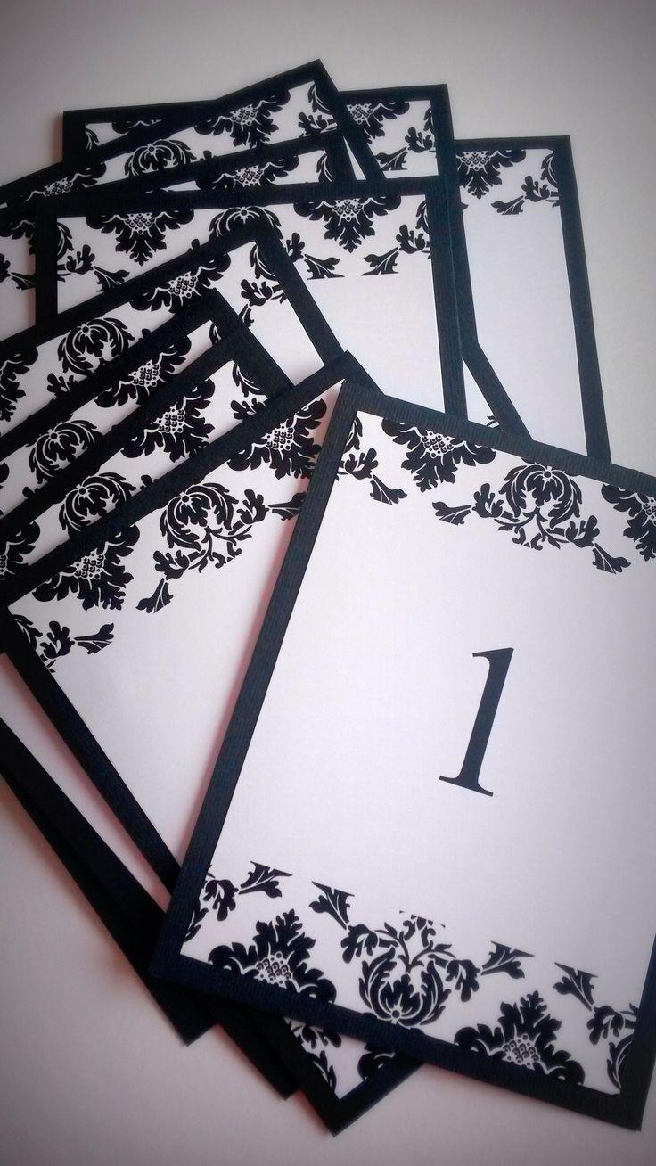 Números de mesa de papel 10x13 #numerosdemesa #papel #indicadores #numbers #numeros #mesa #table #centrosdemesa #casamientos #15años #bodas #eventos #fifteen #mesadelosnovios