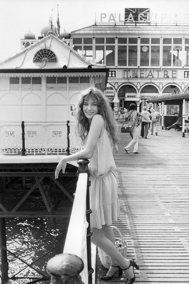 Summer style inspiration 13 vintage photos of Jane Birkin