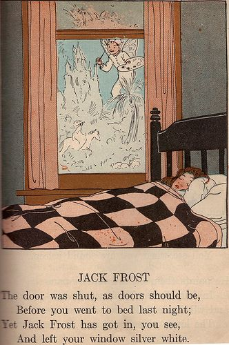 "Jack Frost I remember this from my childhood. Guess I qualify as ""vintage""!"