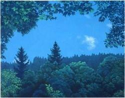 Kaii Higashiyama, Japanese painter. Germany
