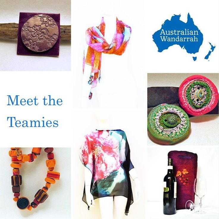 Meet the teamies this week featured Julia Heartfelt and Quirky Bits by Kerry
