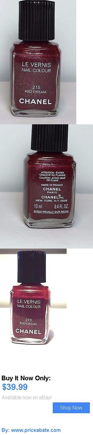 Nails: Chanel ~ Red Dream ~ Nail Polish #215 Beautiful Limited Edition Color! *Read Me! BUY IT NOW ONLY: $39.99 #priceabateNails OR #priceabate