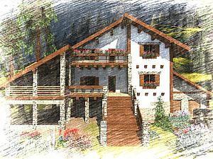Новый Фасад Новый образ Новый стиль вашего дома - Ярмарка Мастеров - ручная работа, handmade