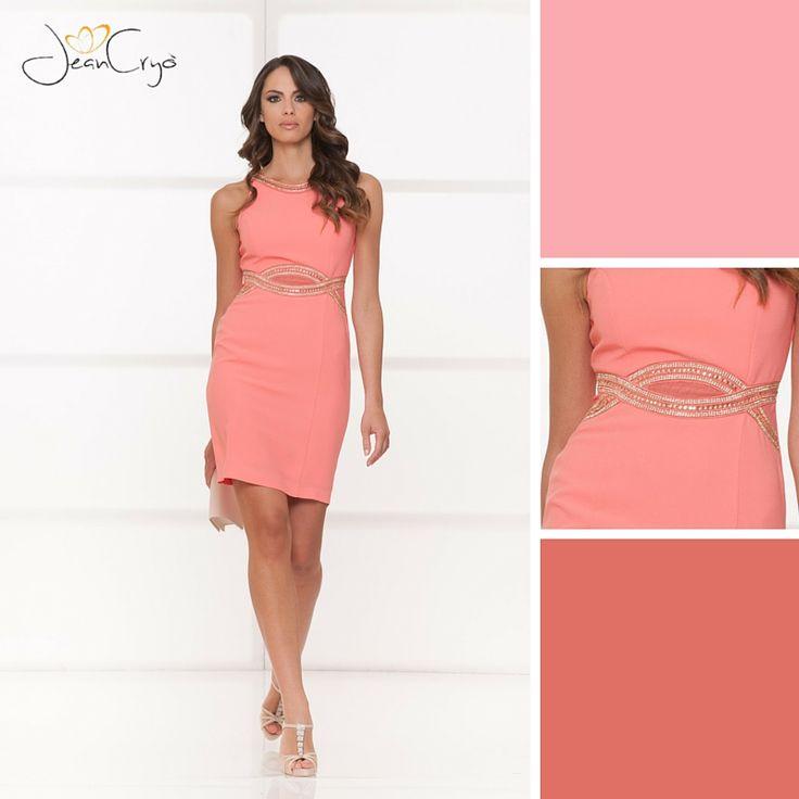 L' #eleganza del tubino è indiscutibile, se poi la nuance di #colore è brillante come in questo caso, l' #outfit è una garanzia di #stile  ;-) #fashion #newcollection #ss2016 #chic #collection2016 #newdress #moda #brand #pink #elegance #minidress