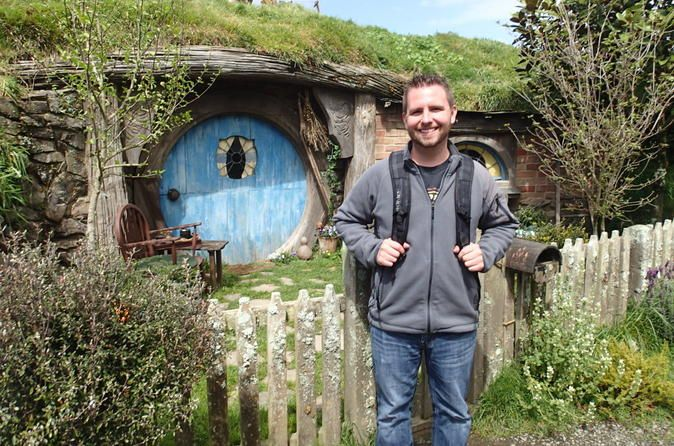 Waitomo Caves and 'The Lord of the Rings' Hobbiton Movie Set Day Trip from Auckland - Lonely Planet