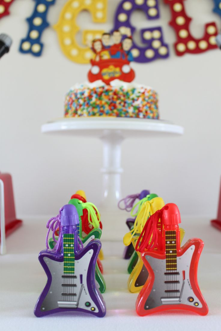 32 best The Wiggles Birthday Party Ideas images on Pinterest ...