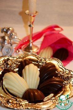 "Шоколадные конфеты ""Мадлен"""