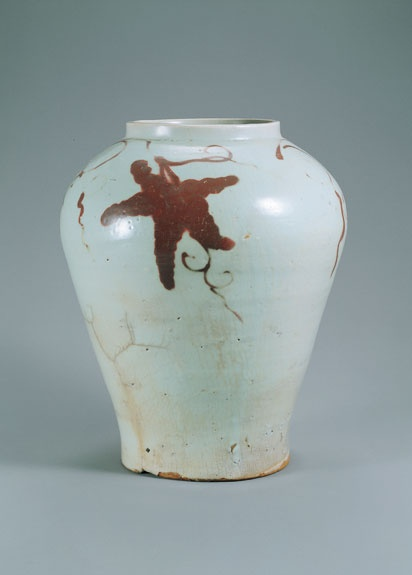 [Joseon Dynasty, 18th or 19th Century] White Porcelain Jar