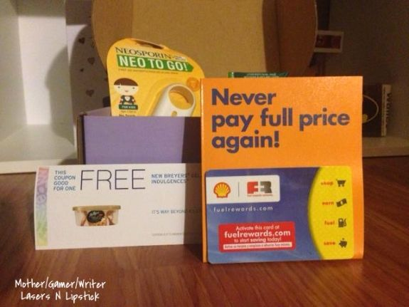TLC vox box shell card #TLC #VOXBOX review: http://lasersnlipstick.empyreanedge.com/influenster-unboxing-tlc-vox-box-review/