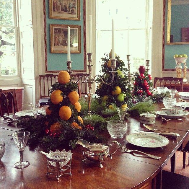 Image result for charleston christmas table