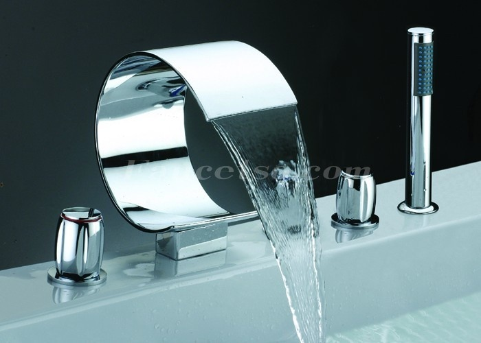 http://www.faucetso.com/2609-5016/waterfall-tub-faucet-with-hand-shower-curved-shape-design-f7022.jpg