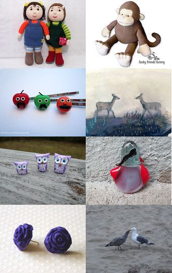 Never Grow Up! by Patti Richmond Mills on Etsy--Pinned with TreasuryPin.com