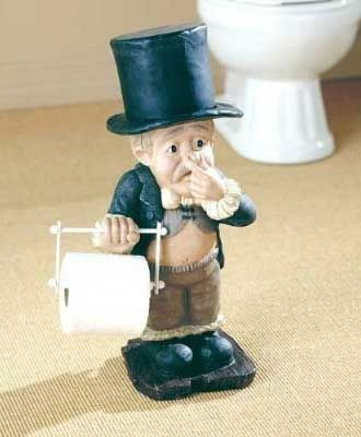 16 Funny Toilet Paper Holders My Funny World Projects