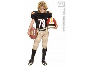 Carnival-costumes: Children: American Football-player ...