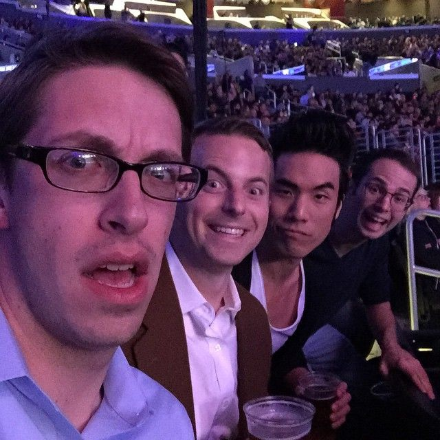 Keith Habersberger // Ned Fulmer // Eugene Lee Yang // Zach Kornfeld // Buzzfeed // The Try Guys