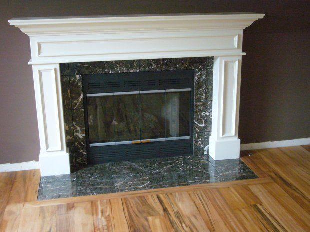 Attractive Fireplace Fronts · KaminfrontenDiy KaminKamineKamin UmgibtSpritzlackierung