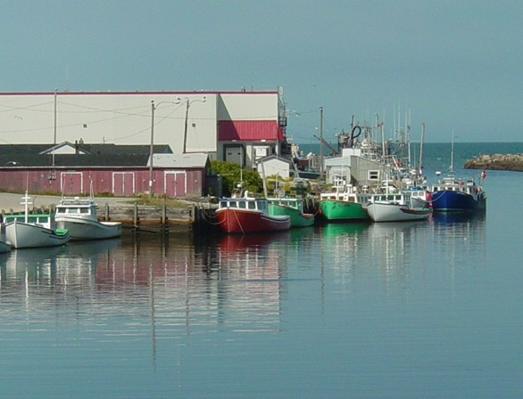 Glace Bay, Cape Breton....   This isn't to far from me, maybe a 5 minute walk away :)