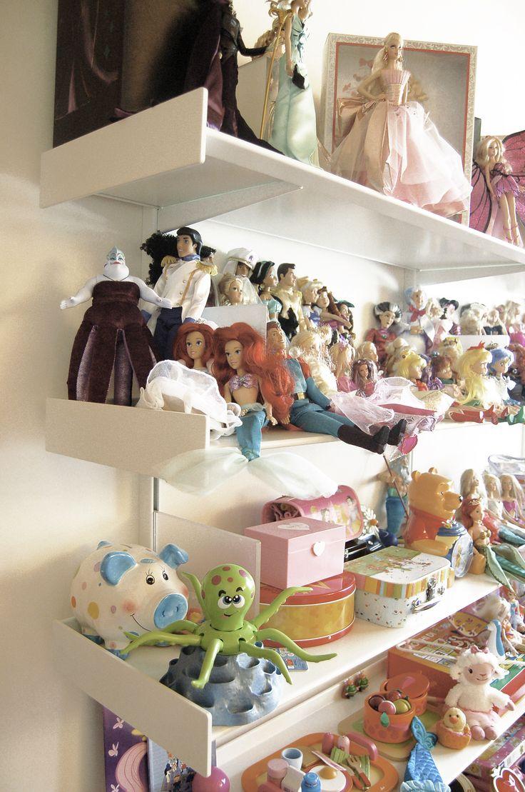 A Dot system full of toys #toys #dolls