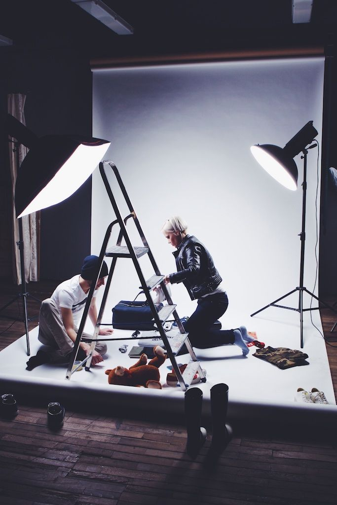 Have a quick look behind the scene of Abideless X Novesta X Varsity Project essential photoshoot! More photos coming out soon #ABIDELESS #essentials #fashion #style