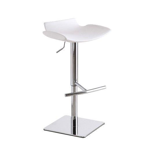 J&M Furniture Adjustable Height Swivel Bar Stool | AllModern