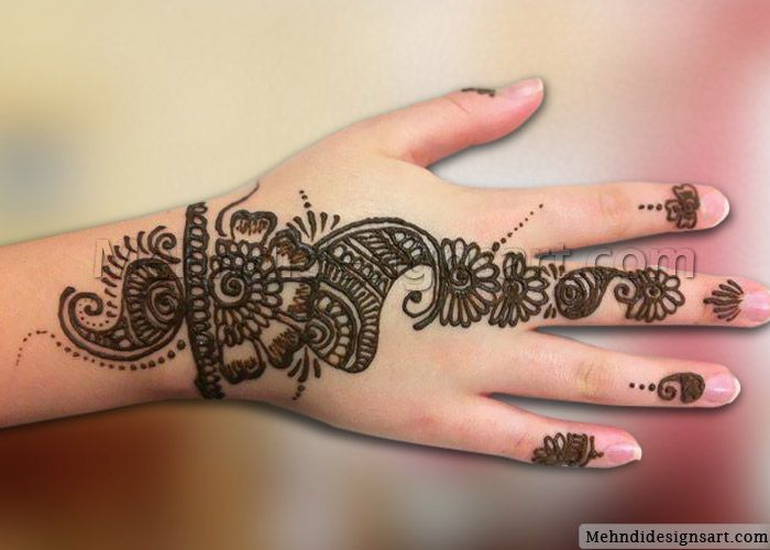 Mehndi For Teenage Girls : Best images about henna designs on pinterest hand
