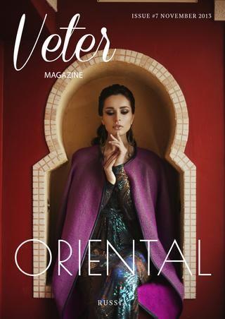 Veter Magazine November 2013
