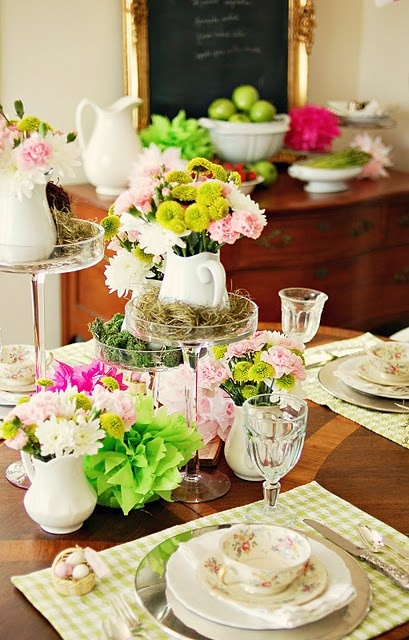 1931 best spring tablescapes images on pinterest