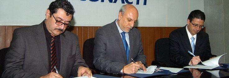 El Conacyt y la CNH impulsarán la investigación científica y el desarrollo tecnológico en programas de energía