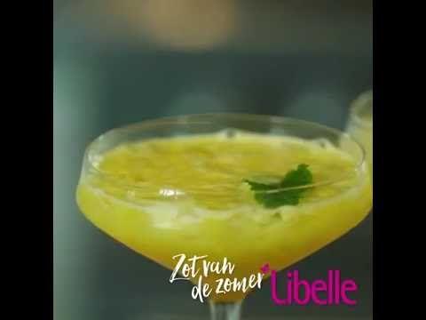 Zomers genieten met deze ananas-mango margarita! - Libelle
