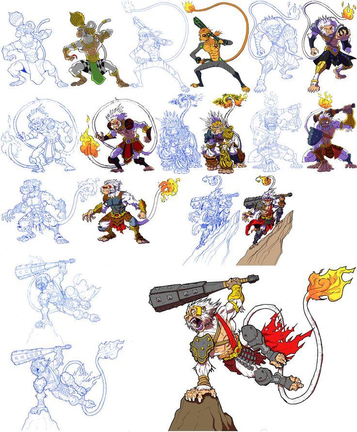 character_development__hanoman_by_imbong-d4eounp.jpg (900×1091)