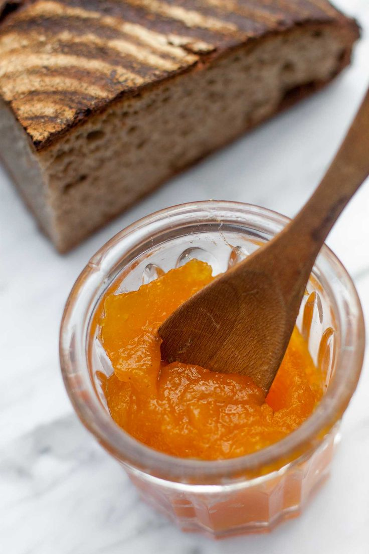 Autumn is pumpkin season! Make this easy jam with fresh pumpkin. Delicious spread on toast or used as a filling for cookies or another dessert.