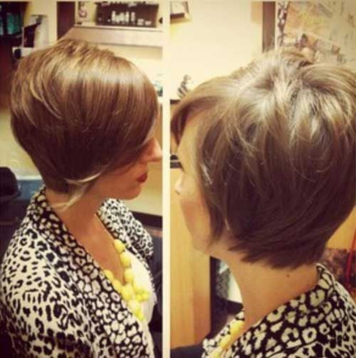 Long Shaggy Pixie Bob Cut