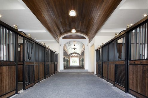 Wellington Equestrian Stables by Lucas Equine Equipment