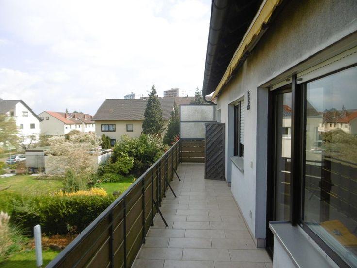 3 1/2-Zi.Wohnung mit großem Balkon 800 Schwetzingen Kleines Feld