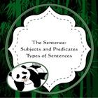 The Sentences Unit teaches students to identify the simple and complete subjects and the simple and complete predicates in sentences. There is also...