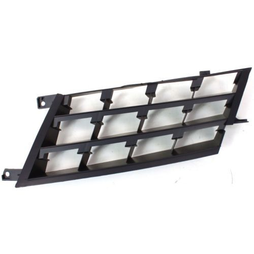 2008-2010 Nissan Rogue Grille LH, Black, Outer