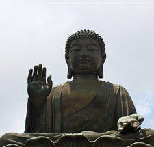 Χονγκ Κονγκ, Κίνα - Tian Tan Buddha